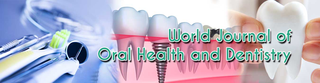Journal of Oral Health and Dentistry