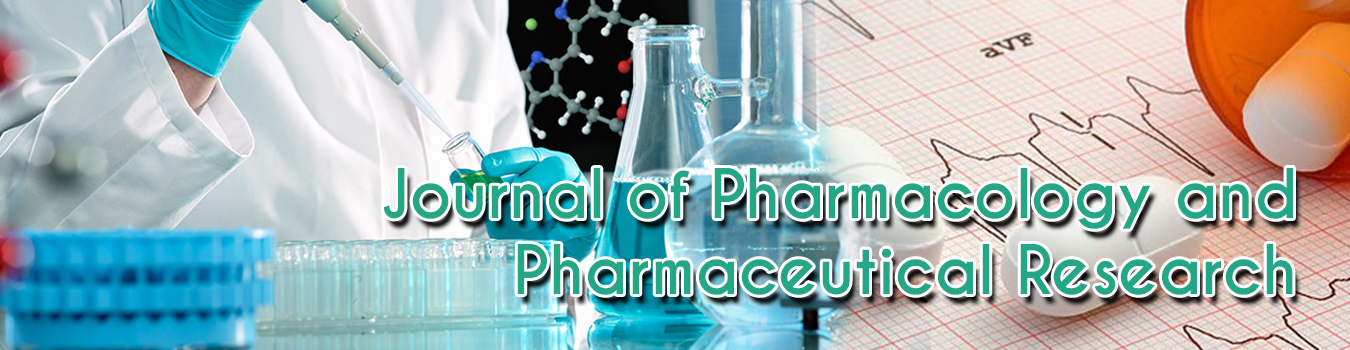 Journal of Pharmacology and Pharmaceutical Research   Home